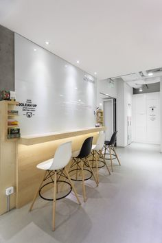 Playtech Ukraine Gaming Office Design