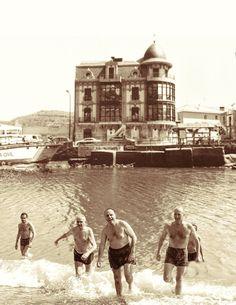 El famoso baño de Fraga en Olabeaga - imbecil.com - La imbecilidad es un grado