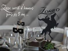 ⎨ANNIVERSAIRE⎬Zorro, comme invité d'honneur • Hellocoton.fr