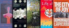 De bedste bøger på rejsen - Backpacker Planet anbefaler -
