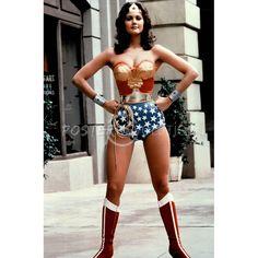 Wonder Woman ( aka Diana Prince played by Linda Carter)