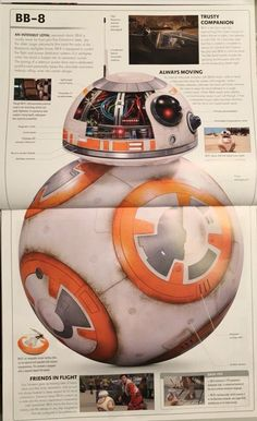 star wars the force awakens visual dictionary bb 8