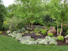 Backyard Landscaping. //  THIS IS BEAUTIFUL!!!  I THINK THAT THIS JUST MIGHT BE WHAT I'VE BEEN LOOKING FOR!  ♥A