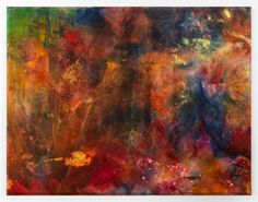 From David Kordansky Gallery, Sam Gilliam, Along Acrylic on canvas, 111 × 144 × 2 in Contemporary Art Gallery, American Art, Beauty Art, Artist, Painting, African American Art, Artsy, Contemporary Art, American Artists