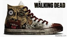 Walking Dead sneakers