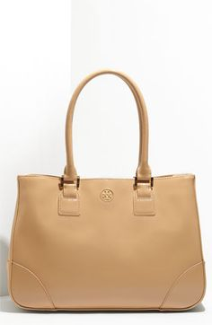 Tory Burch 'Robinson - Small' Patent Tote available at Nordstrom