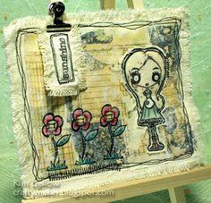 Kim Dellow: Stitch