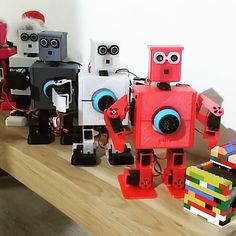 Something we loved from Instagram! Congraduation!  piBo red shipped first to customer who have wanted to gave him to his grandson. Also we launched piBo app on android to communicate with him. Good bye piBo We believe he have given delight to human!  #robot #robotics #iot #diy #raspberrypi #google #make #programming #3d #3dprint #3dprinting by circulus_official Check us out http://bit.ly/1KyLetq
