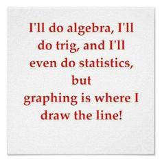 Math jokes - where do you draw the line? Funny Shit, Funny Math Jokes, Nerd Jokes, Science Jokes, Math Humor, Nerd Humor, Teacher Humor, Chemistry Jokes, Biology Humor