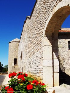 Aveyron in South #France - On the trail of the Knights Templar - the walled village La Cavalerie
