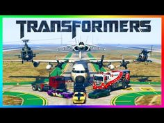 cool GTA ONLINE TRANSFORMERS CYBER MONDAY 2016 FREEMODE SPECIAL - OPTIMUS PRIME, BUMBLEBEE & MORE CARS!