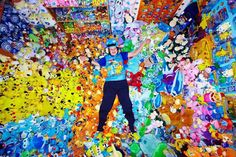 21-year-old Lisa Courtney, from Welwyn Garden City, UK, has the world's biggest Pokemon collection in the world, according to the newest edition of Guinness World Records Gamer's Edition. #UltimateCollectors
