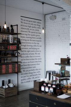 Market Lane Coffee, 109-111 Therry Street, Melbourne.