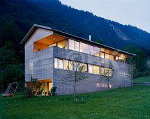 Klomfar Architektur Fotografie, House F, Dietrich│Untertrifaller, Bezau, Vorarlberg