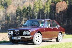 1975 Alfa Romeo Alfetta  Maintenance/restoration of old/vintage vehicles: the material for new cogs/casters/gears/pads could be cast polyamide which I (Cast polyamide) can produce. My contact: tatjana.alic@windowslive.com
