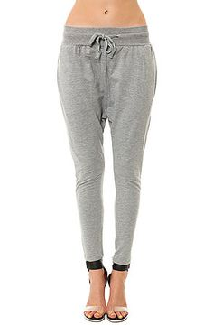 The Made It Pant in Gray by *MKL Collective use rep code: OLIVE for 20% off!