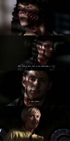 Dean sendo Dean