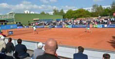 First home match of the 2016 Women's Bundesliga Season of the Eckert Tennis Team. Scored with Tickaroo's Tennis Live Scoring App. Photos uploaded with the Tickaroo App.