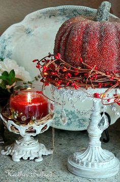 Burgundy is on top of fall colors, it's very beautiful and refined. Lets see how to rock it for fall home decor. Thanksgiving Decorations, Christmas Decorations, Holiday Decor, Christmas Mantles, Harvest Decorations, Elegant Christmas, Seasonal Decor, Halloween Decorations, Fall Home Decor