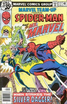 Continued from last issue... Spider-Man is hallucinating from lack of oxygen as the rocket he is...