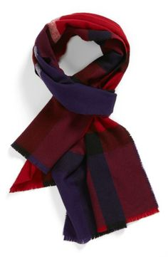 The go-to wool scarf | Burberry