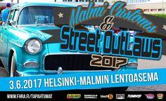 Malmi Customs & Street Outlaws 2017 - Helsinki-Malmin Lentoasema, Helsinki - 3.6.2017 - Tiketti