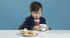 American kids trying breakfast from other countries