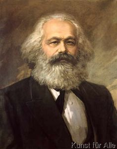 MAY 5 German father of Communism Karl Marx born this day 1818 (died 'Sell a man a fish, he eats for a day, teach a man how to fish, you ruin a wonderful business opportunity'. Karl Marx, Illuminati Conspiracy, Propaganda Art, Cute Girl Pic, Man Ray, Communism, Soviet Union, Art Reproductions, Fine Art
