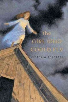 When homeschooled farm girl Piper McCloud reveals her ability to fly, she is quickly taken to a secret government facility to be trained with other exceptional children, but she soon realizes that something is very wrong and begins working with brilliant and wealthy Conrad to escape. - See more at: http://ssf.bibliocommons.com/item/show/1824977076_the_girl_who_could_fly#sthash.vVvTKC4Y.dpuf