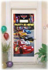 Parti Beta - Cars Neon Kapı Banner