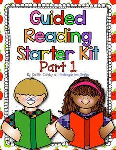 Guided Reading Starter Kit (Part 1)
