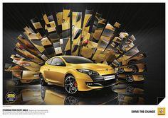 Print ad: Renault: Renault Car of the Year
