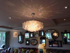 Love this lighting. Chandelier, Ceiling Lights, Lighting, Home Decor, Light Fixtures, Ceiling Lamps, Chandeliers, Lights, Interior Design