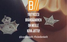 Brändienkelit-käyntikortti 85 x 50 mm, 1-puoli. Visuaalinen toteutus oman ammattitaidon ylläpitämiseksi. Natasha Varis, 2015. – http://www.brandienkelit.fi/