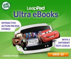 Do you use the LeapPad Ultra #eBooks for homeschooling your preschoolers?