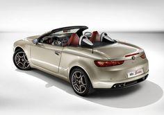 Alfa Romeo  Spider  2008.
