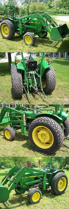 Jd Tractors, Utility Tractor, Antique Tractors, Heavy Equipment, Monster Trucks, Farming, Industrial, Tractor, Industrial Music