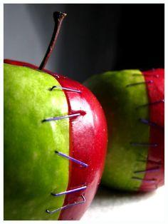 Apple Art #apples, #art