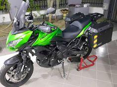 Kawasaki Versys 650 ปี 2015