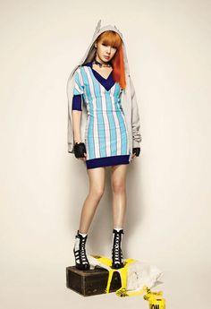 #Bom #2NE1