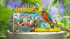 Pirate Bridge - Voiced by Guy Harris
