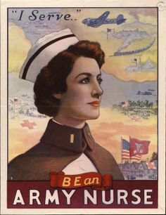 Serve.. Be an Army Nurse
