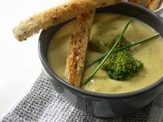 Zuppa Amish di broccoli e cavolfiore