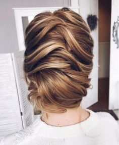 Best Hairstyles for Brides - Elegant Hair Updo - Amazing Hair Styles and Looks for Half Up Medium Styles, Updo With Long Hair, Short Curls, Vintage Looks with Veil, Headpieces, or With Tiara - Wedding Looks for Girls With Round Faces - Awesome Simple Bridal Style With Headband or Elegant Braided Up Dos - thegoddess.com/hairstyles-for-brides