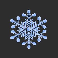 Snowflake Clip Art - Snowflake Illustration - Winter Clip Art Watercolor Texture, Winter Theme, Snowflakes, Clip Art, Illustration, Instagram Posts, Home Decor, Decoration Home, Room Decor