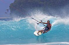 Pete Cabrinha - kiteboarding