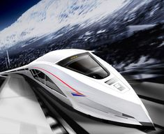 25 Concept Trains That We Wish Were Real