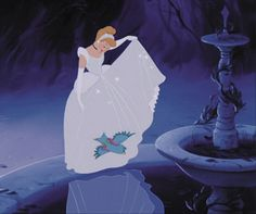 OKay, so the original Cinderella was NOT BLONDE! She had light red hair and a light blue, almost white dress...I hate what they did to her! She's much prettier in her original form. Why did they mess with her?