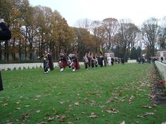 Remembrance day Ceremony on the Arnhem Oosterbeek War Cemetery (Photopost)