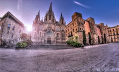 Cathedrale Barcelona